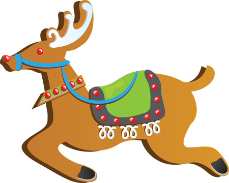 Antler clipart rudolph the red nosed reindeer. Free cliparts download clip