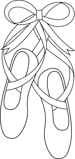 20 Slippers drawing for free download on YA-webdesign