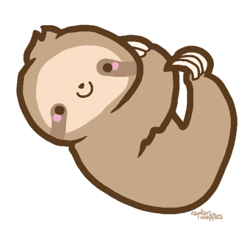 Pinterest transparent clip art. Tumblr sloth overlays