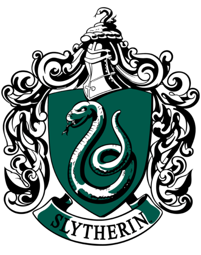 Slytherin crest png. Harry potter men s