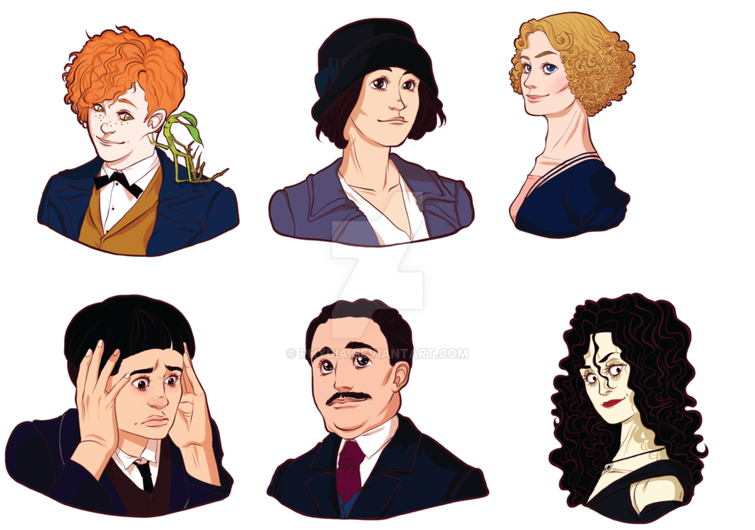 Slytherin drawing fantastic beast. Beasts stickers bellatrix preview