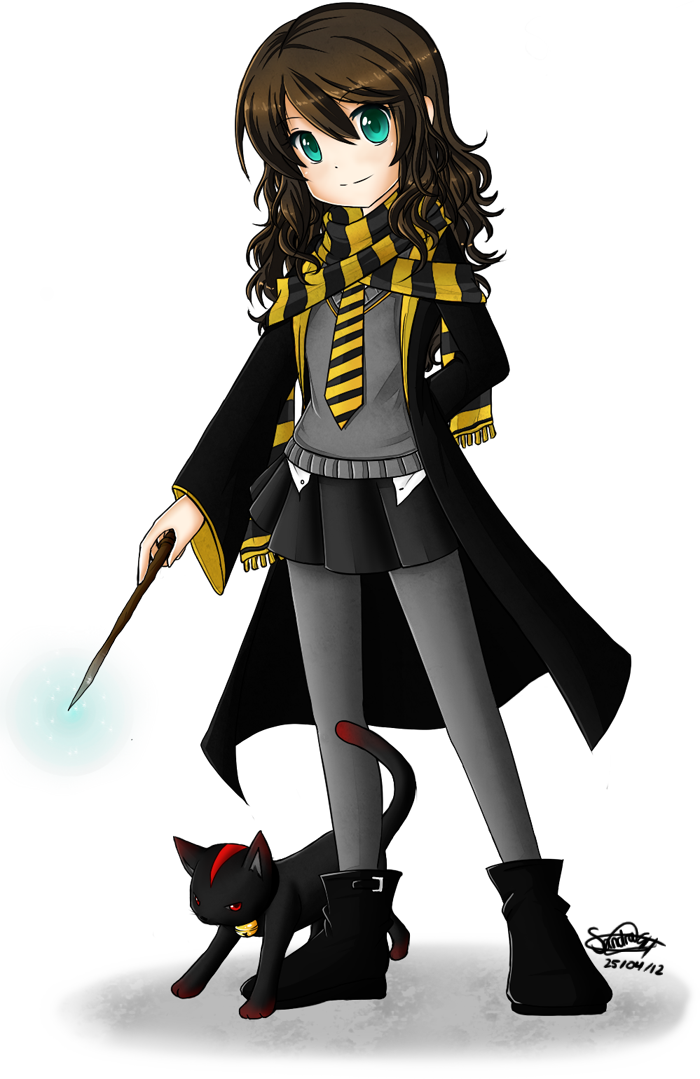 Slytherin drawing girl. Hufflepuff people drawings google