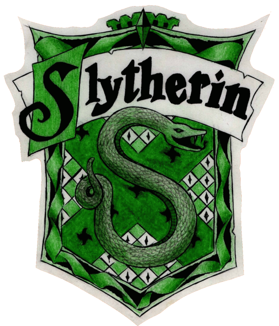 Slytherin transparent cool. Why is the best