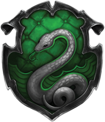 Slytherin transparent crest pottermore. Harry potter and houses