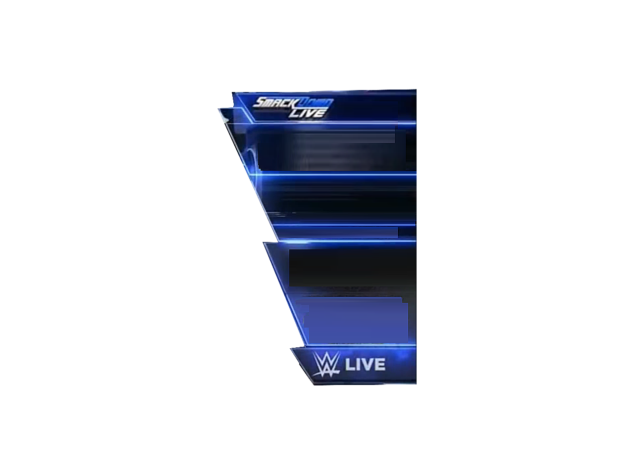 Smackdown live png. Renders backgrounds logos nameplate