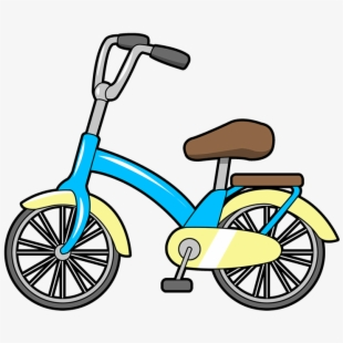 Small bicycle. Download for free png