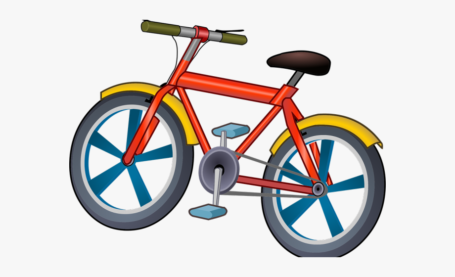 Small bicycle. Clipart bike birthday party