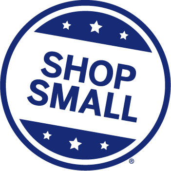 Small business saturday logo png. The shop for x