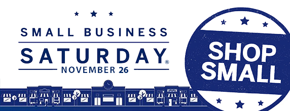 small business saturday logo png