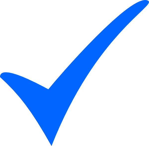 Small check mark png. How to get the