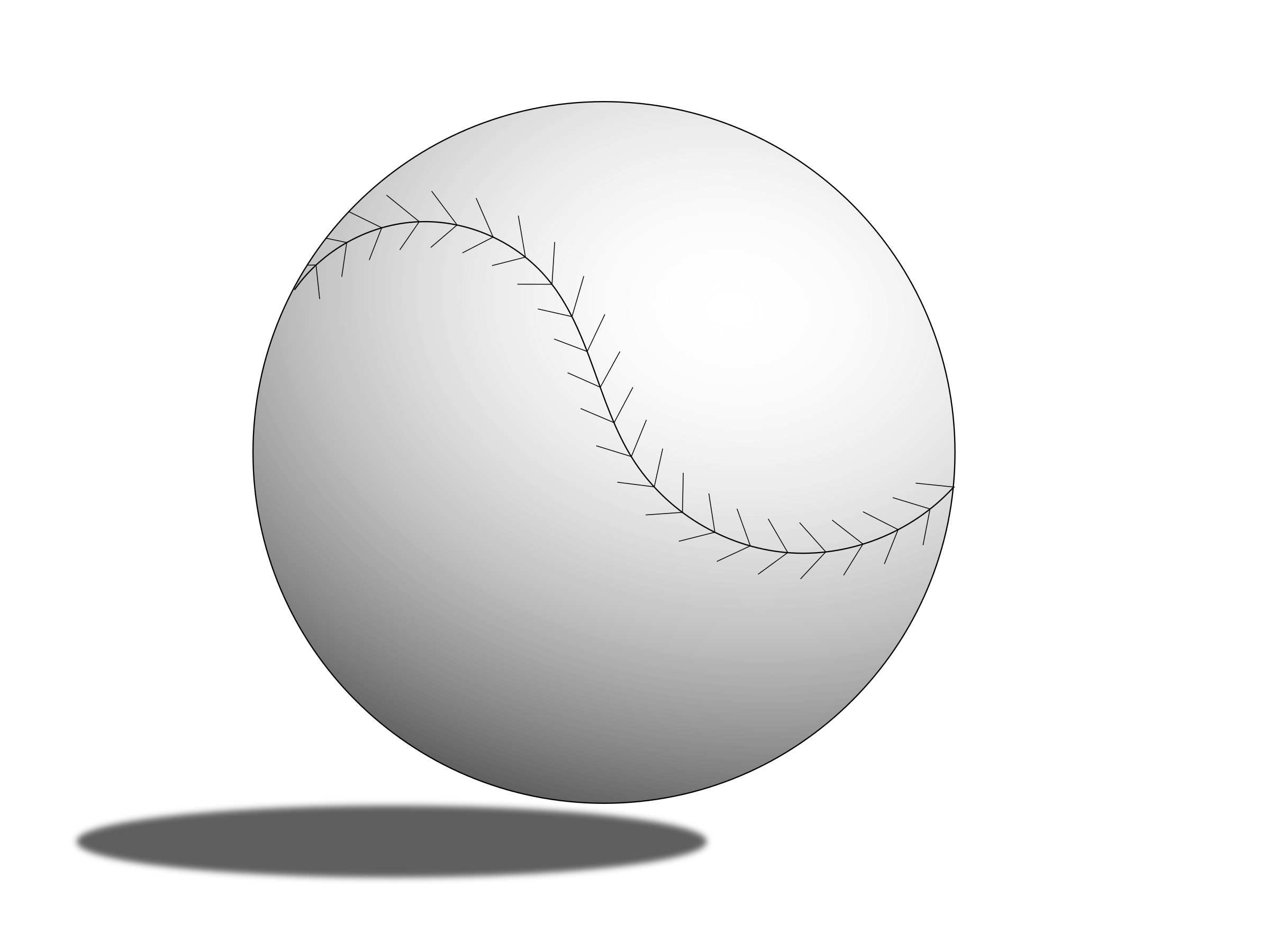 Sphere clipart design. Baseball ball big image