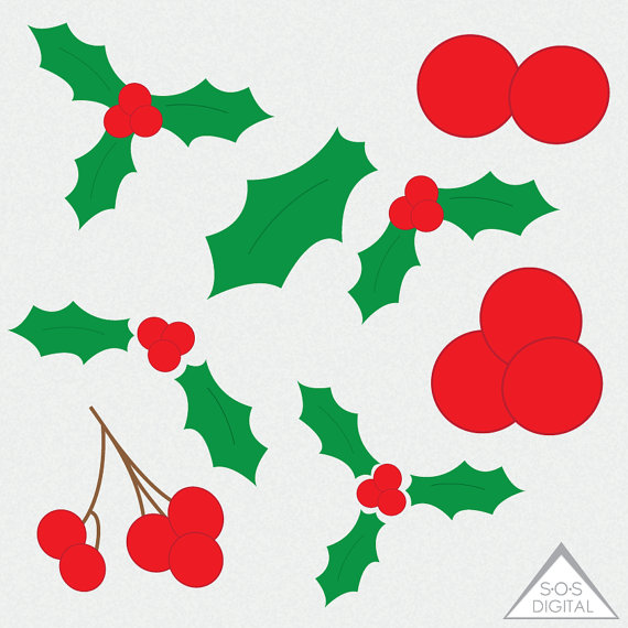 Small clipart holly. Christmas mistletoe mistle
