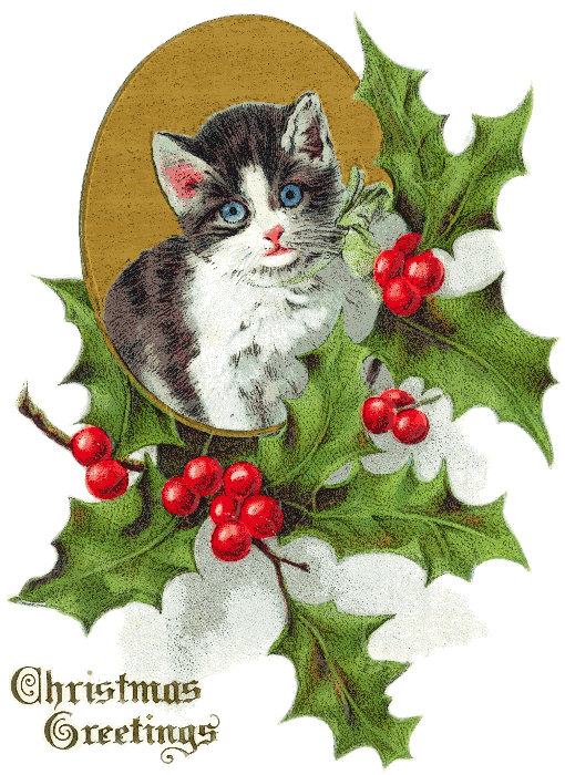 Small clipart holly. Free public domain christmas