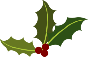 Small clipart holly. Downloads panda free images