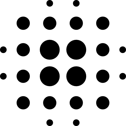 Small dots png. Big and free shapes