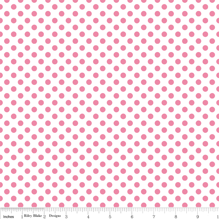 Small dot png. Dots pink sew happy