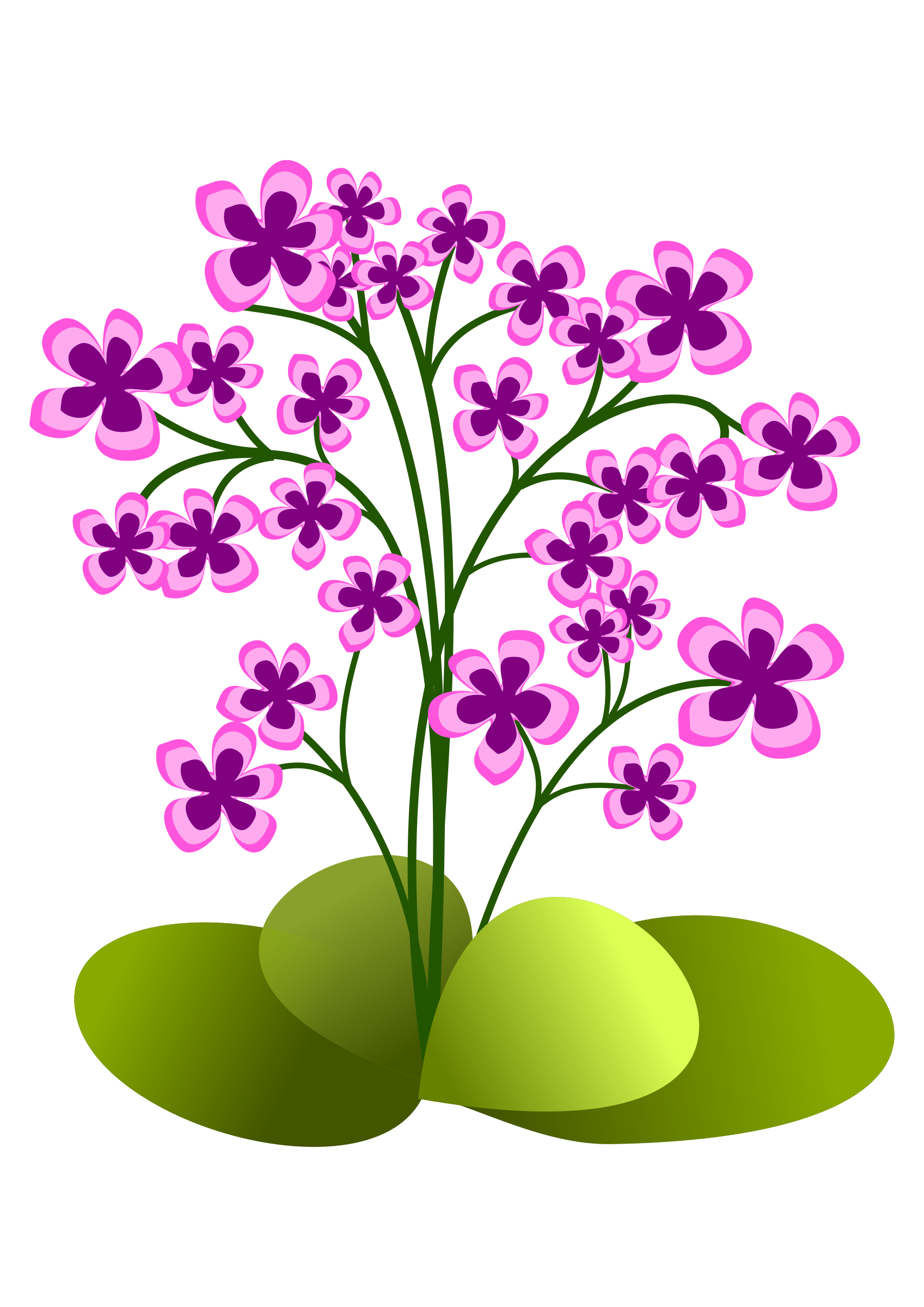 Small flowers png. Icons free and downloads
