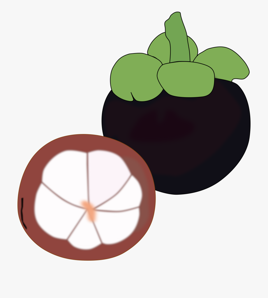 Small fruit. Cut in the half
