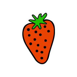 Small fruit. Strawberry clipart strawberryclipart clip