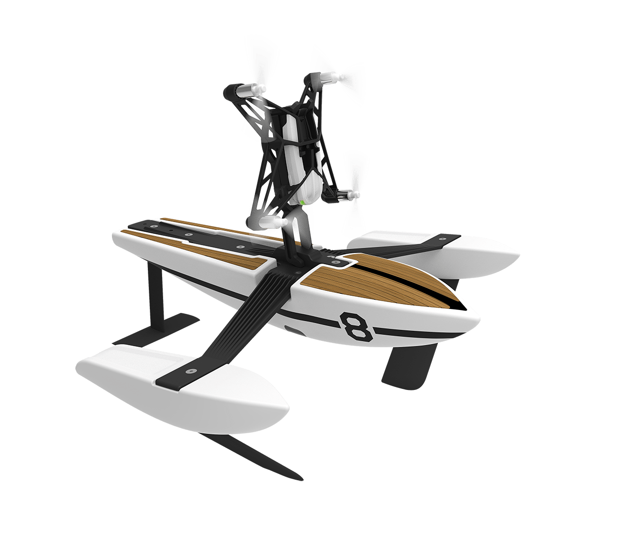 Small hydrofoil. Drawing free download best