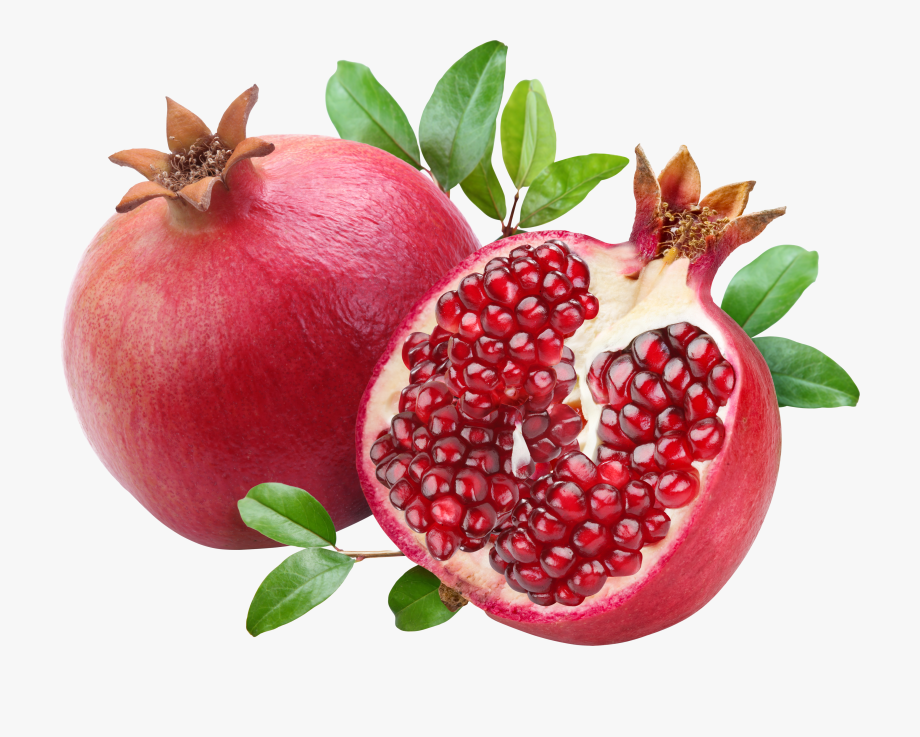 Small pomegranate. Png image free