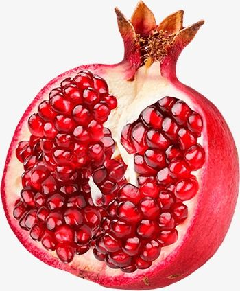 Small pomegranate. Millions of png images
