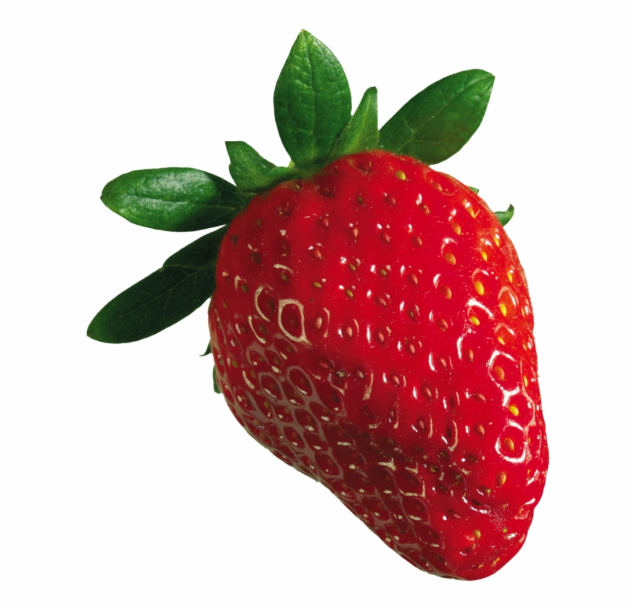 Small strawberry. Png clipart photo fruits