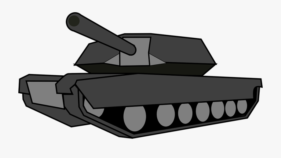 Small tank. Clipart world war free