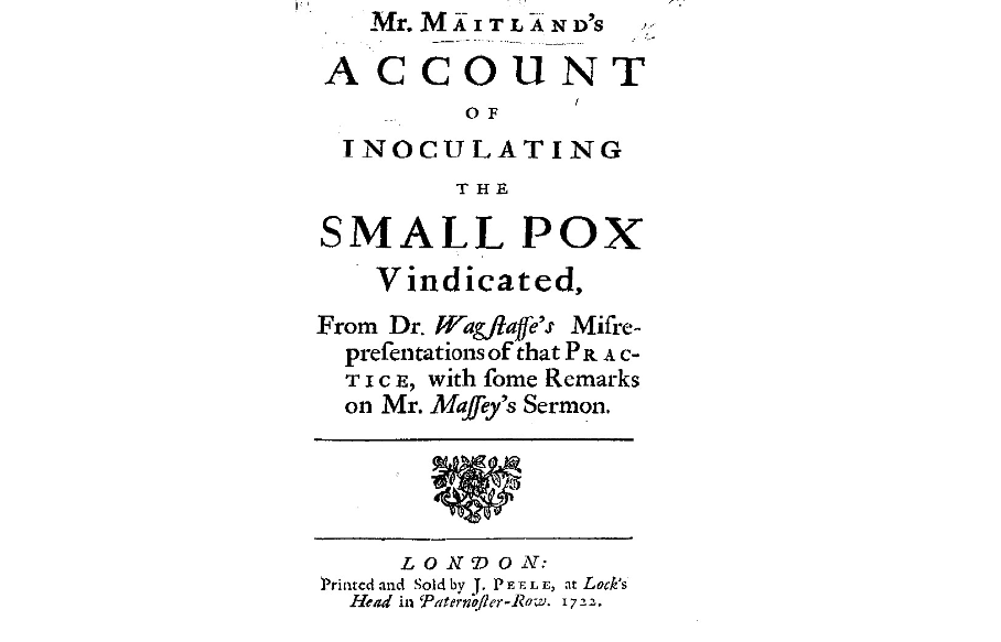 Smallpox drawing female. Eighteenthcenturylit licensed for non