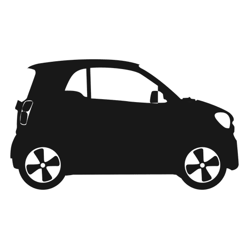 Smart drawing electric car. Silhouette at getdrawings com