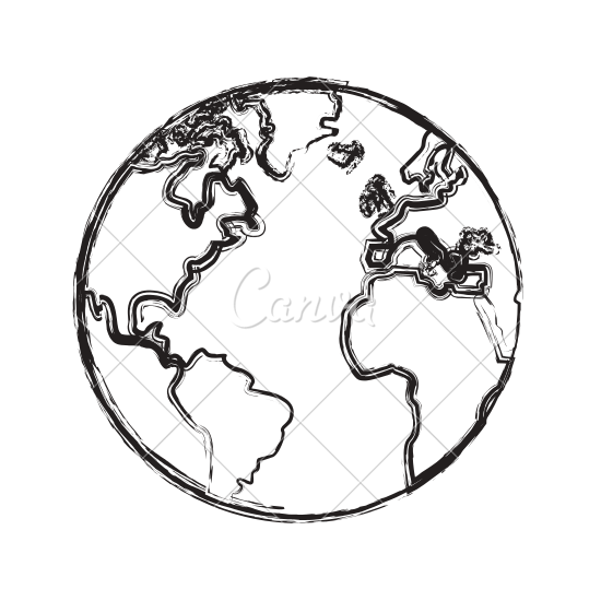 Asia drawing earth. Hand holding at getdrawings