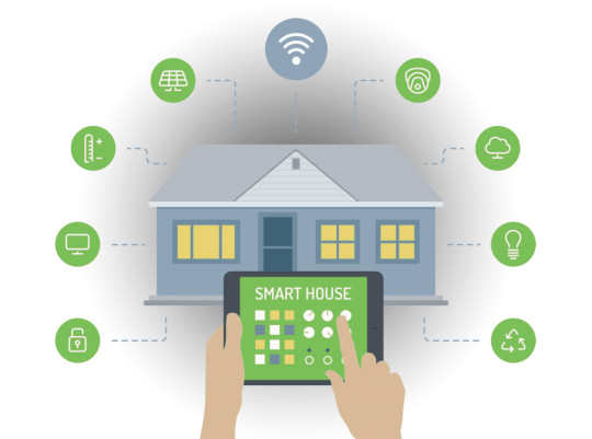 Smart home png. The smartest of homes