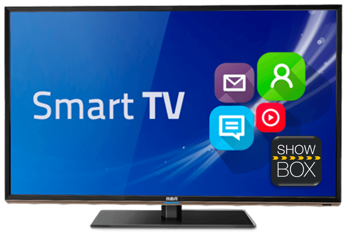 Smart tv png. How to install showbox