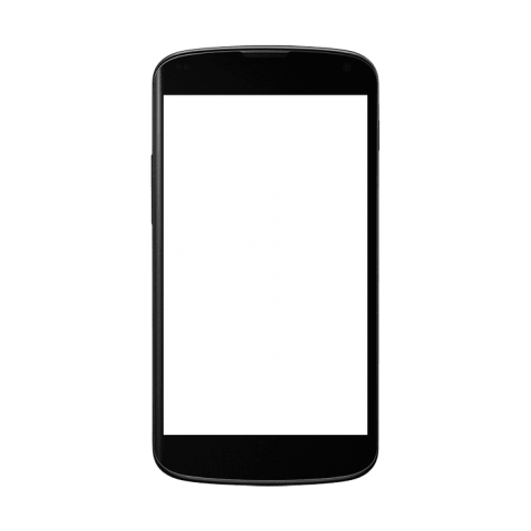 Smartphone clipart png. Black android free images