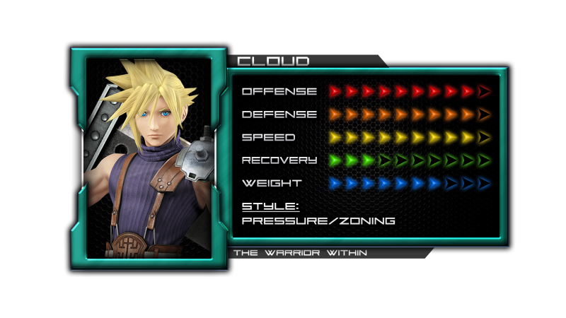 Smash 4 cloud png. Kurogane hammer