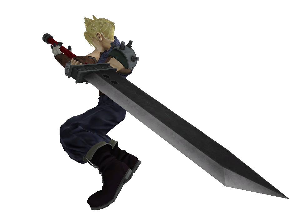 Smash 4 cloud png. Ssb charge fwd non