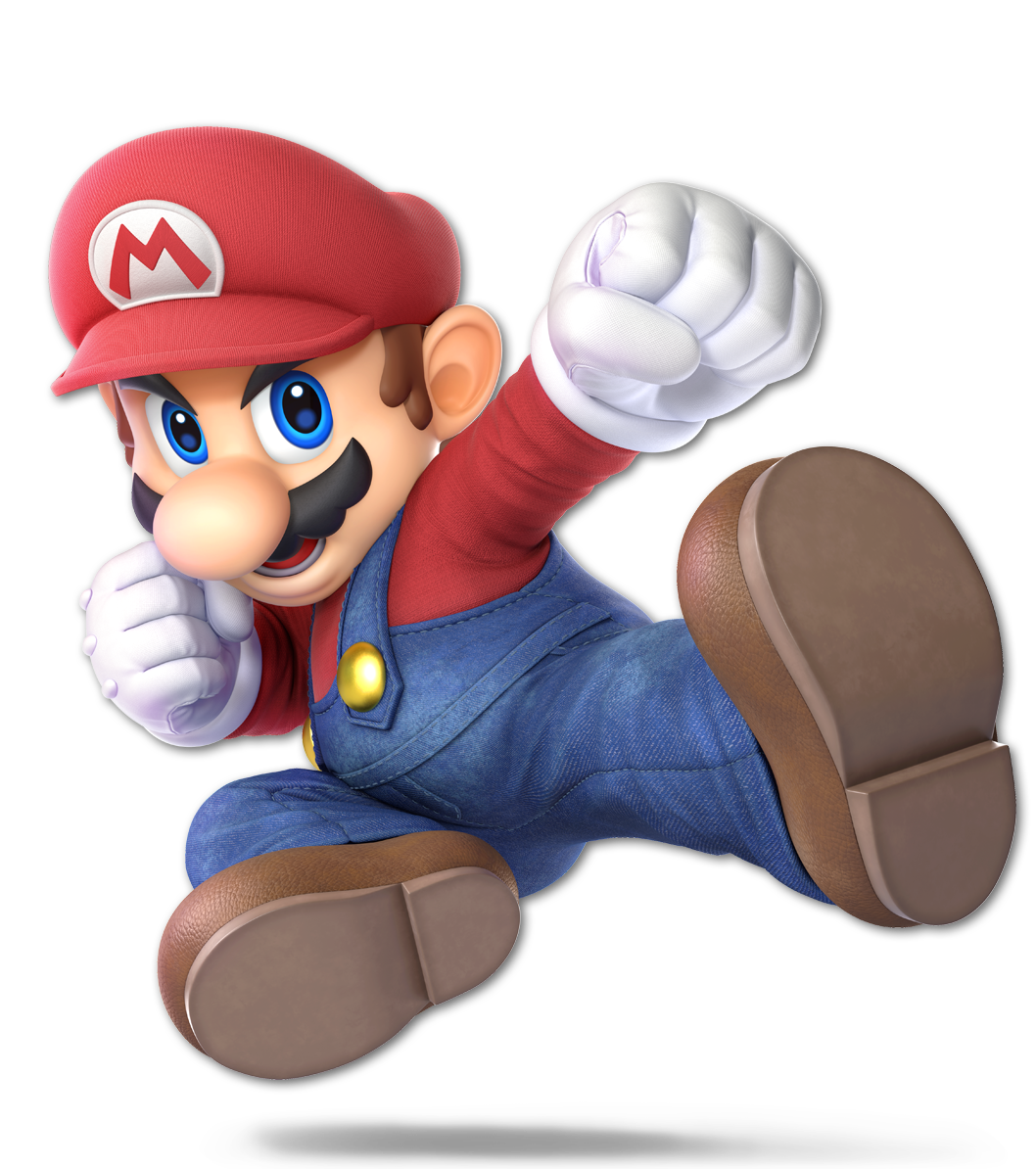 Smash 4 costumes png. Super bros ultimate all