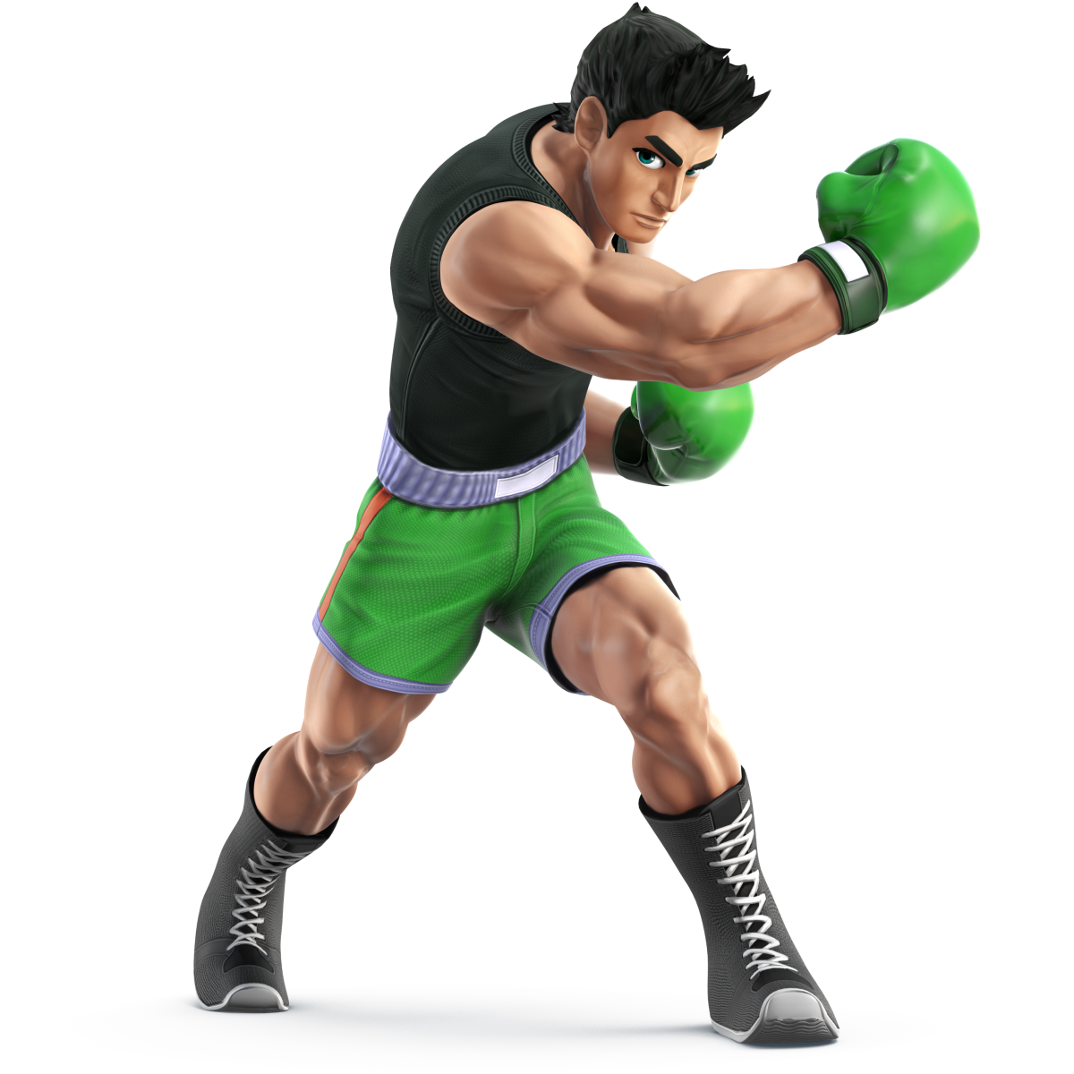 smash 4 little mac png