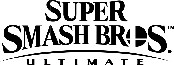 Smash bros logo png. Super ultimate for the