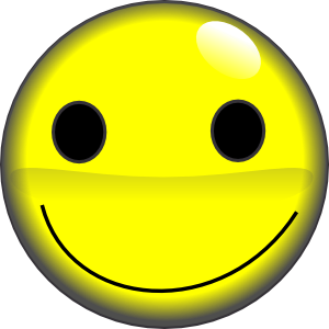 Smiley clipart smile. Panda free images