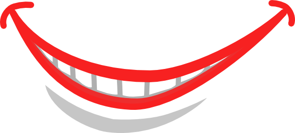 Smiling teeth png. Smile mouth clip art