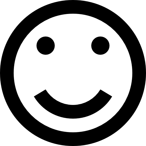 Smile icon png. Smiley free gestures icons