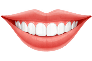 Smiling teeth png. Bright smile transparent stickpng