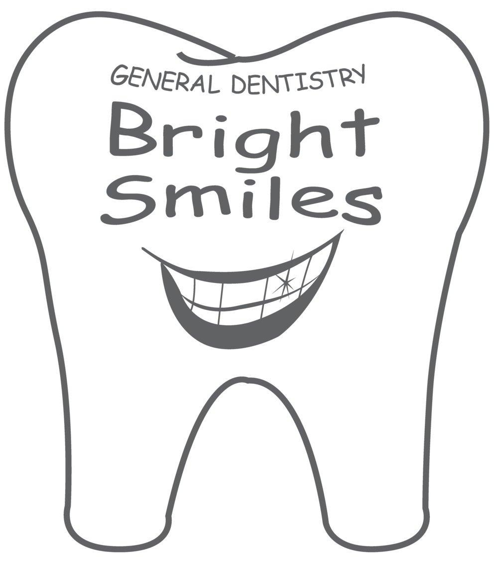 Smiles drawing. Bright http