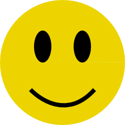 Smiley clipart. Face