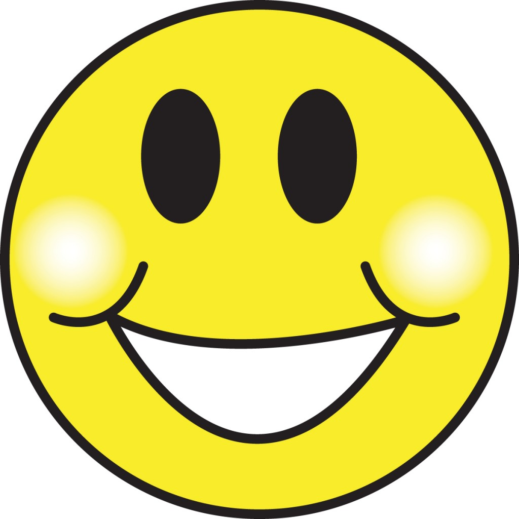 Phone Smiley Clipart