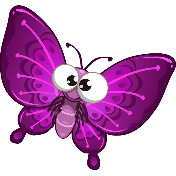 Smiley clipart butterfly. Best insects images