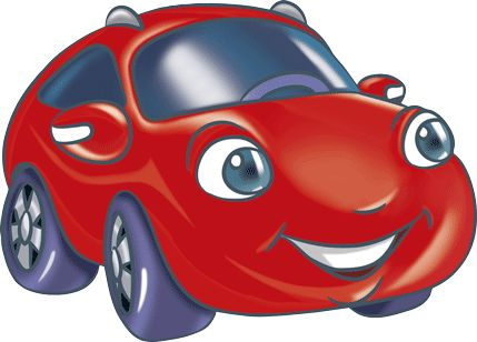 Smiley clipart car. The best transport images