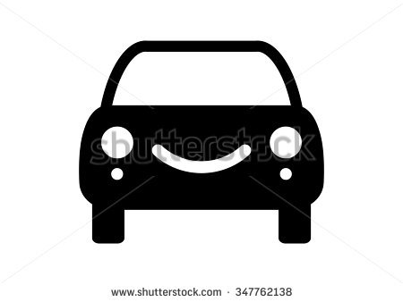 Smiley clipart car. Smiling download free vector royalty free library