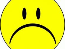 Smiley clipart sad. Face best emotions images